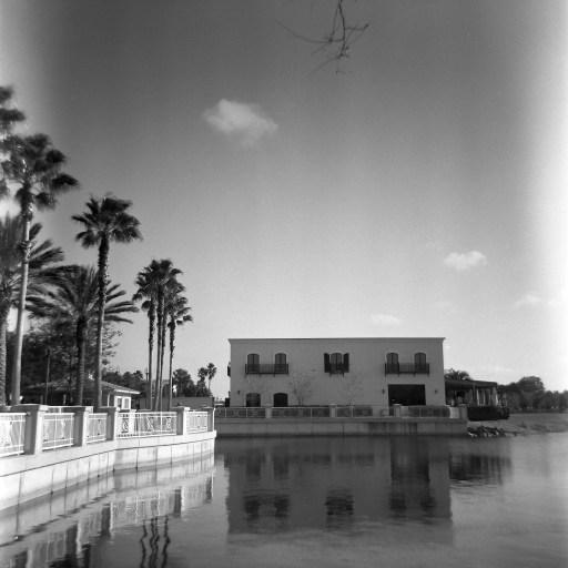 Kodak Duaflex Ilford HP5 400