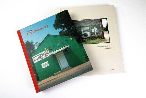 William Christenberry Books