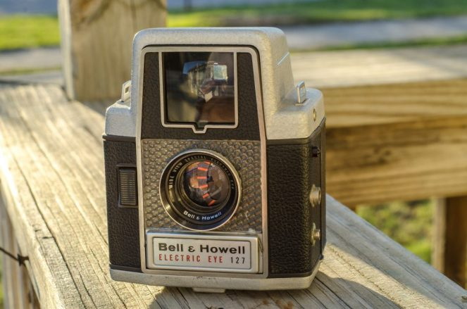Bell & Howell Electric Eye 127 Photo by Mike Eckman
