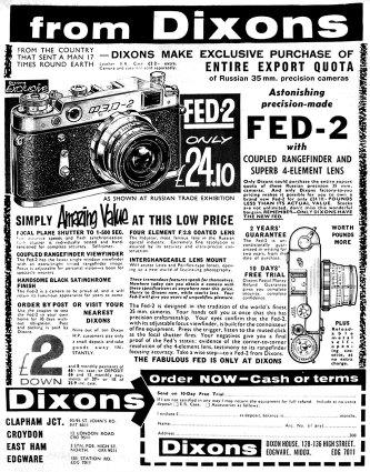 FED-2 AD