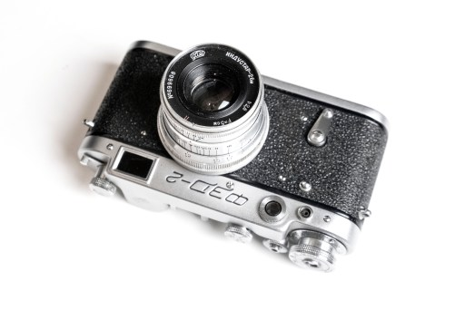 FED 2 Industar Lens