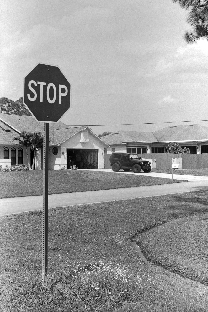 FED 2 - Stop Sign