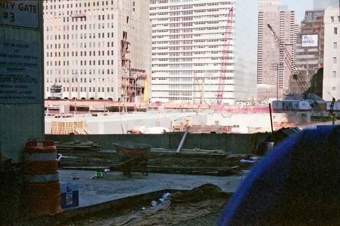 ground zero on Fuji Superia 800