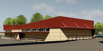 Tikimasi, kad naujame paviljone Jazminų g. dirbs iki 30 darbuotojų, vienu metu pastate galės būti iki 100 lankytojų