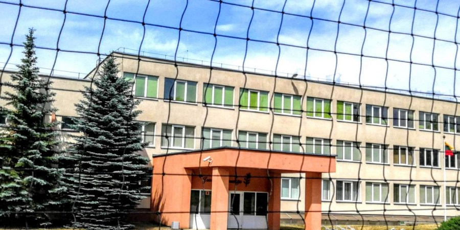 Tarp streikuoti pasirengusių Alytaus miesto mokyklų mokytojų - ir Jotvingių gimnazijos pedagogai