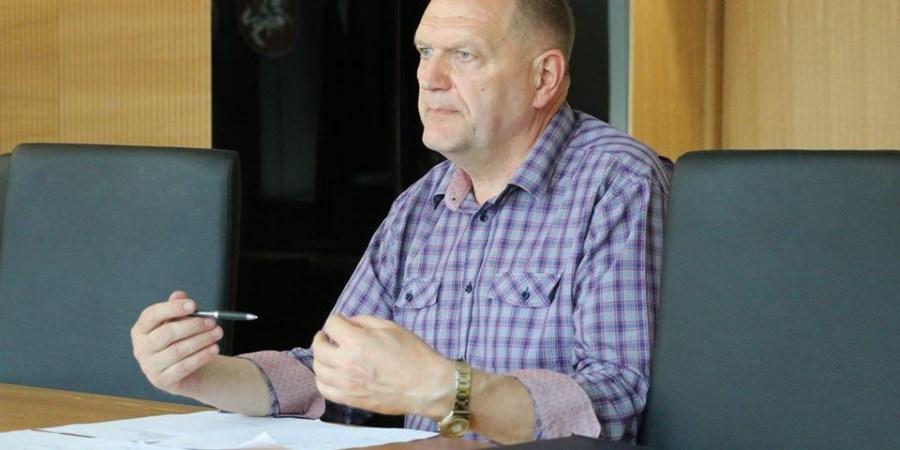 Alytaus kolegijos direktoriaus konkursą laimėjo S. Naruševičius