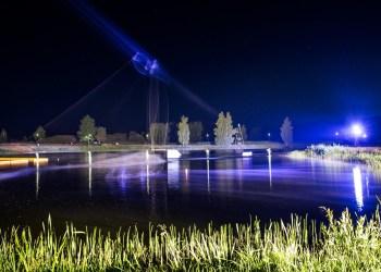 Birštonas kviečia Jonines švęsti su naktinėmis pramogomis/ Birstonas Wake park nuotr.
