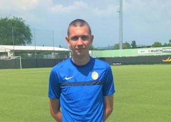 15-metis Nedas - alytiškių Labukų futbolo dinastijos atstovas