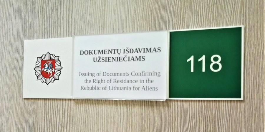 Interesantai  Lietuvos  Respublikos  pilietybės klausimais ir užsieniečių klausimais nuo  spalio 1 dienos bus priimami tik Alytaus aps. VPK migracijos skyriuje Jotvingių g. 8