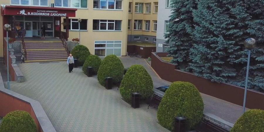 Naujoji magnetinio rezonanso tomografo įranga Alytaus apskrities Stasio Kudirkos ligoninėje miesto savivaldybei kainavo 1 mln. 42 tūkst. 999,92 Eur