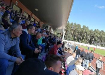 Pasak Lietuvos taurės finalininkų trenerio, Alytus turi puikų stadioną ir futbolo bendruomenę, kuri, nesvarbu, koks būtų oras ar komandos rezultatas, kuria nepakartojamą šventę