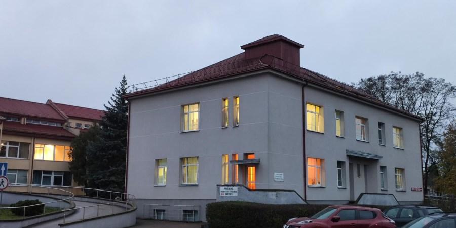 Alytaus apskrities S. Kudirkos ligoninės COVID-19 korpusas