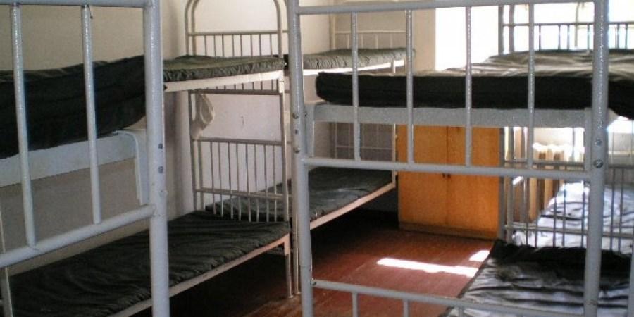 Alytaus nakvynės namų, veikiančių Ulonų g. 24 pastate, patalpos