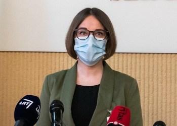 Lygių galimybių kontrolierės poste B. Sabatauskaitė pakeis Agnetą Skardžiuvienę. Džojos Barysaitės nuotr.
