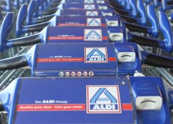 """Aldi grupė – tarptautinių holdingo bendrovių, veikiančių mažmeninės prekybos srityje, tarptautinių bei Vokietijos koncernų tinklas ir įmonių grupė. Aldi grupę sudaro """"Aldi Nord"""" ir """"ALDI SÜD"""""""