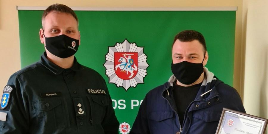 A. Vaitkevičius (dešinėje)