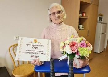 Šimtametė Marijona iš Miroslavo