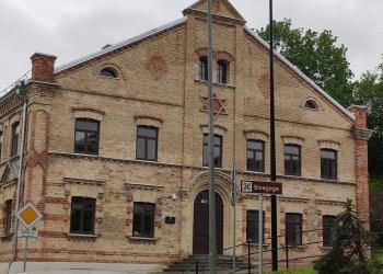 Alytaus sinagoga. Alytausgidas.lt nuotr.