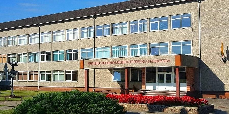 Veisiejų  technologijos ir verslo mokykla Kailinių kaime (Lazdijų r.)