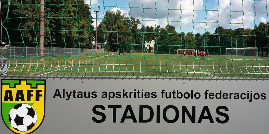 Kol prasidės AAFF pirmenybės, per vasarą komandas iš Dzūkijos tikimasi pakviesti į kelis draugiškus turnyrus. Alytaugidas.lt nuotr.