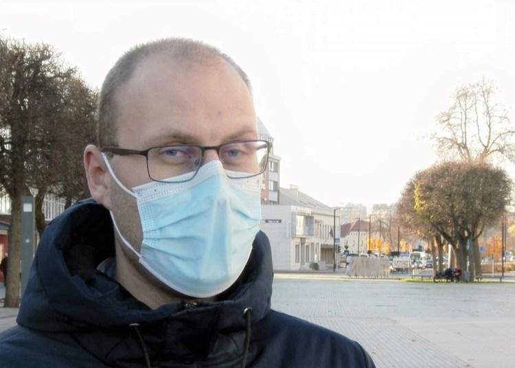 Alytaus miesto savivaldybės gydytojas P. Jagelavičius