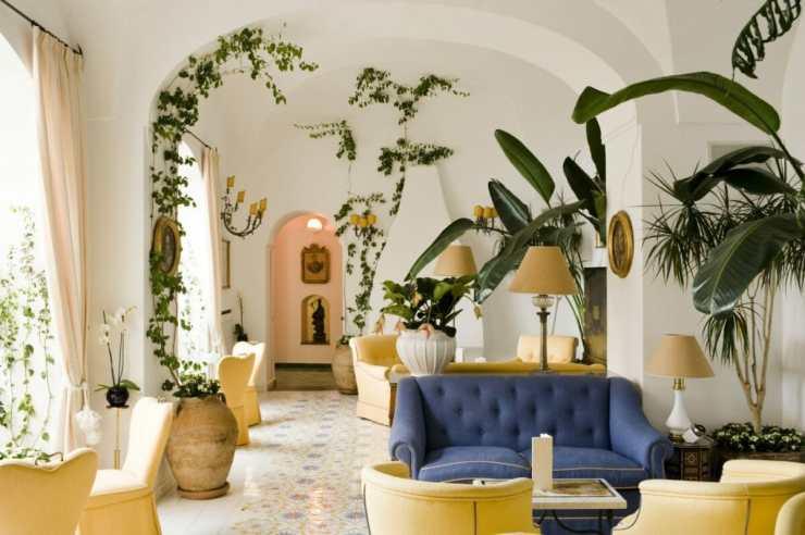 Design Crush Le Sirenuse Italy Alykhan Velji Designs