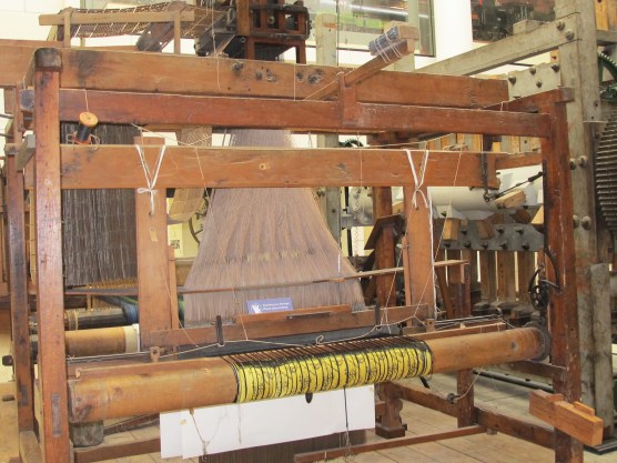 Weaving Machine for clothes