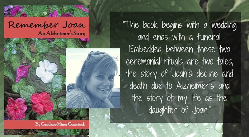 """Meet Candace Minor Comstock, author of """"Remember Joan"""""""