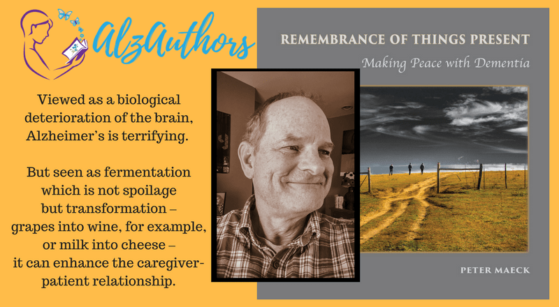 """Meet Peter Maeck, author of """"Remembrance of Things Present"""""""