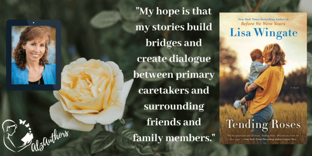 "Meet Lisa Wingate, author of ""Tending Roses"""