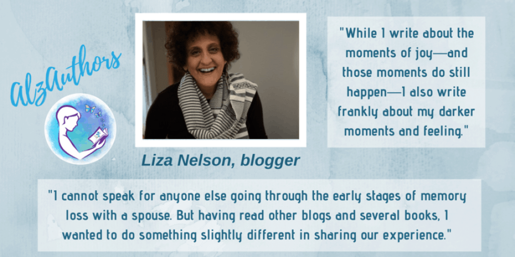 "Meet Liza Nelson, blogger of ""Alice in Memoryland"""