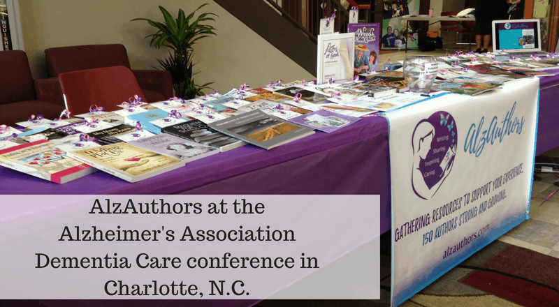 AlzAuthors at the Alzheimer's Association Conference