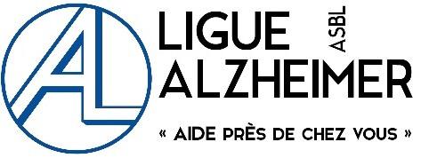 Logo Ligue Alzheimer ASBL