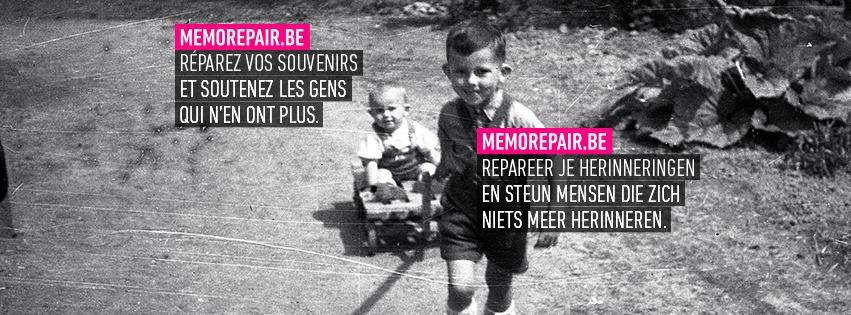 Memorepair : ravivez vos souvenirs !