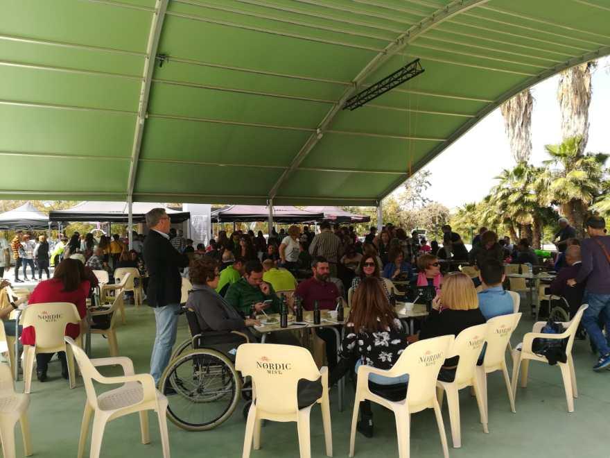 V Movida Solidaria Alzheimer Bigastro