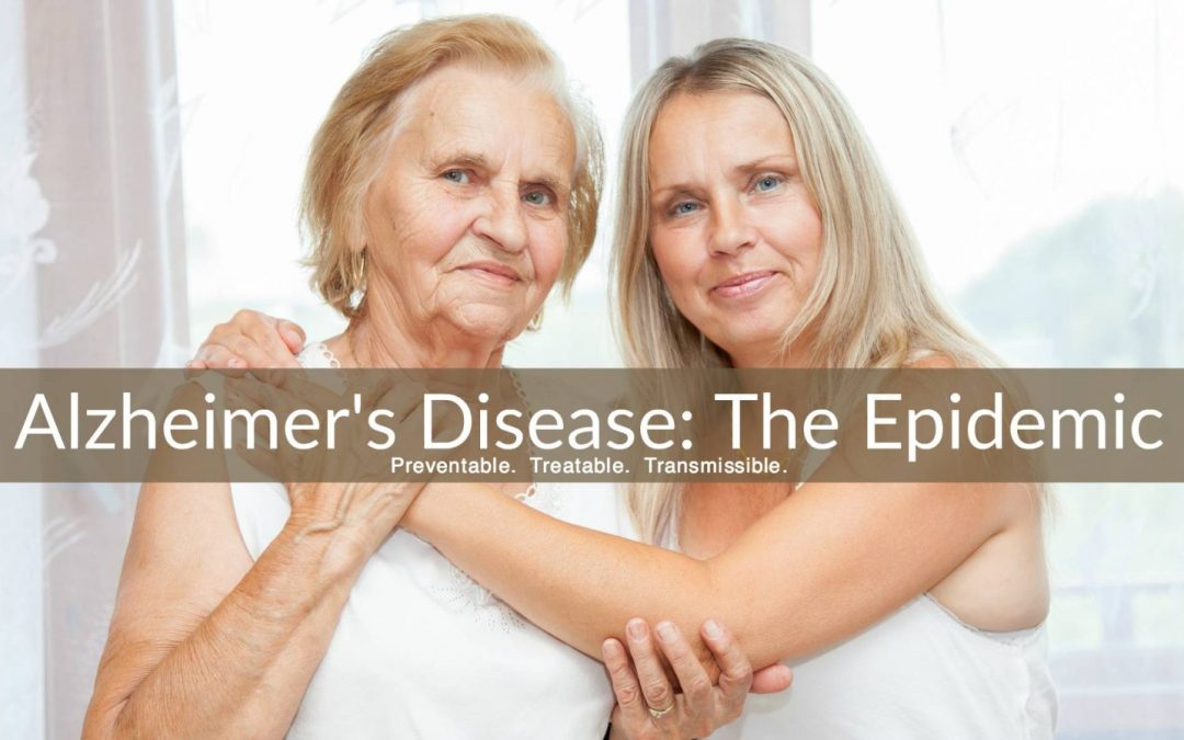 Alzheimer's Disease A Global Pandemic