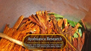 ayahuasca and Alzheimer's disease treatment
