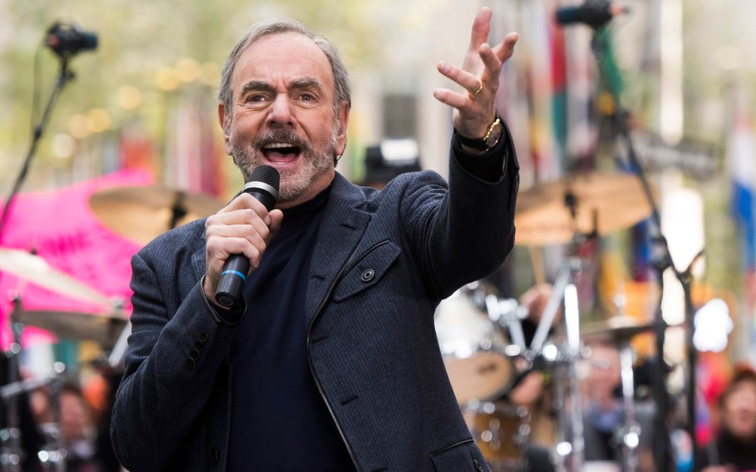 Neil Diamond Retires With Parkinson's Disease