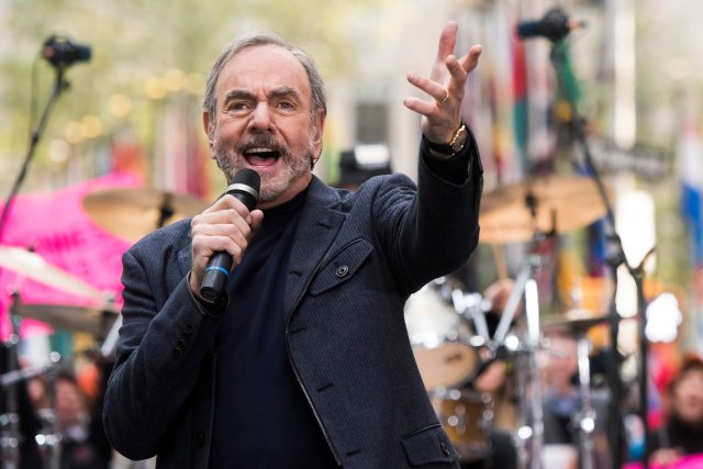 Parkinson's disease Neil Diamond
