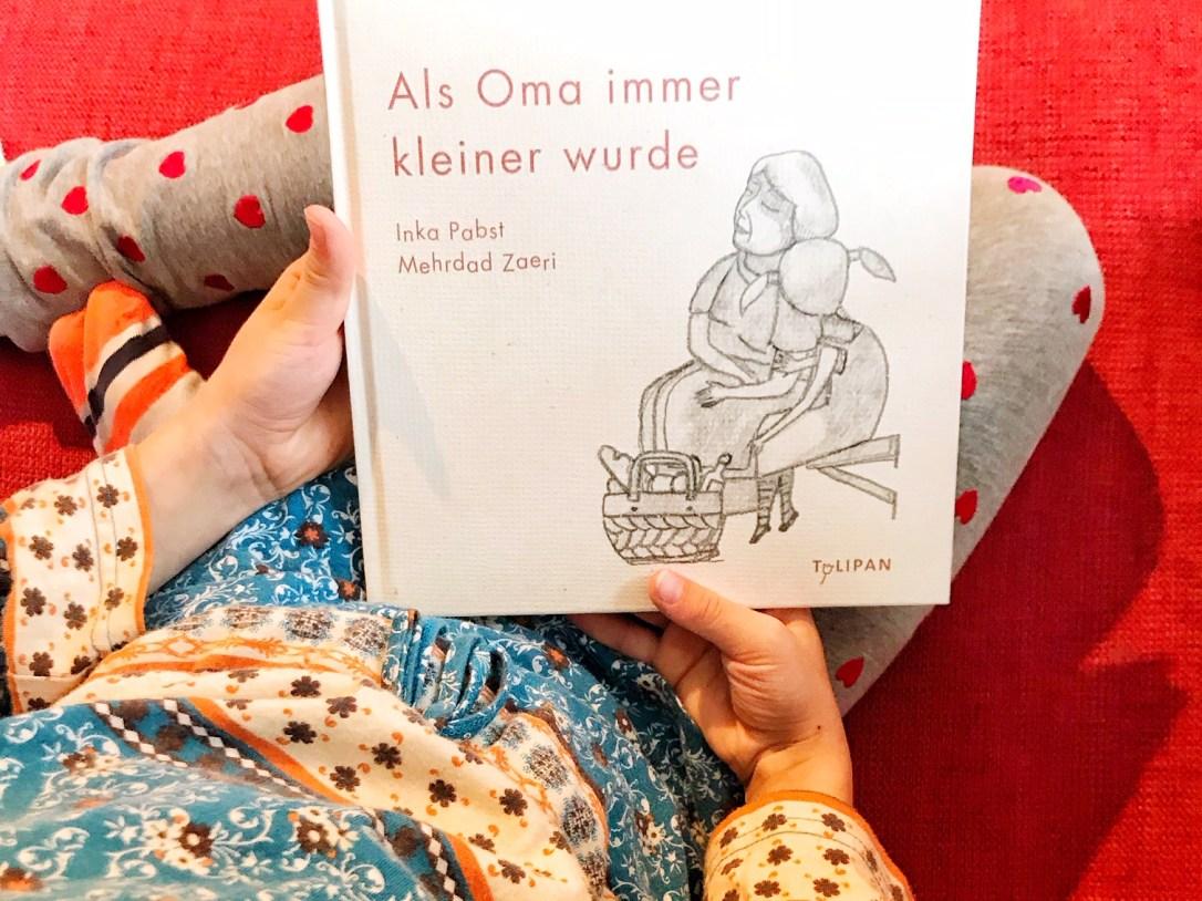 Als Oma immer kleiner wurde - Kinderbuch Alzheimer