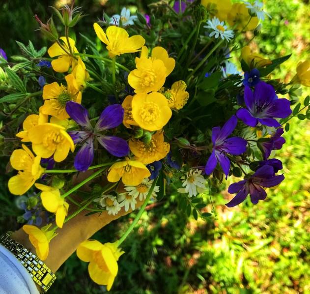 Blumen Wiesenstrauß