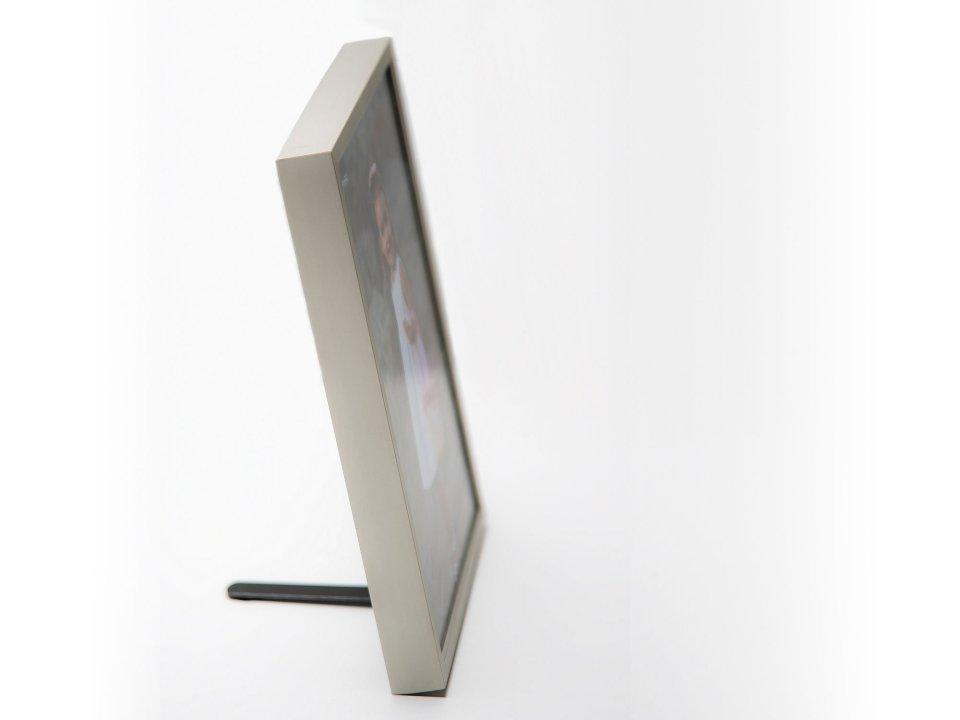 Foto en foam con marco de aluminio