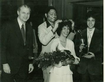 U of Baltimore Homecoming Queen 1977