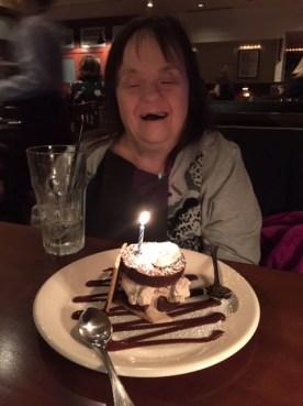 20161012 Marian Birthday