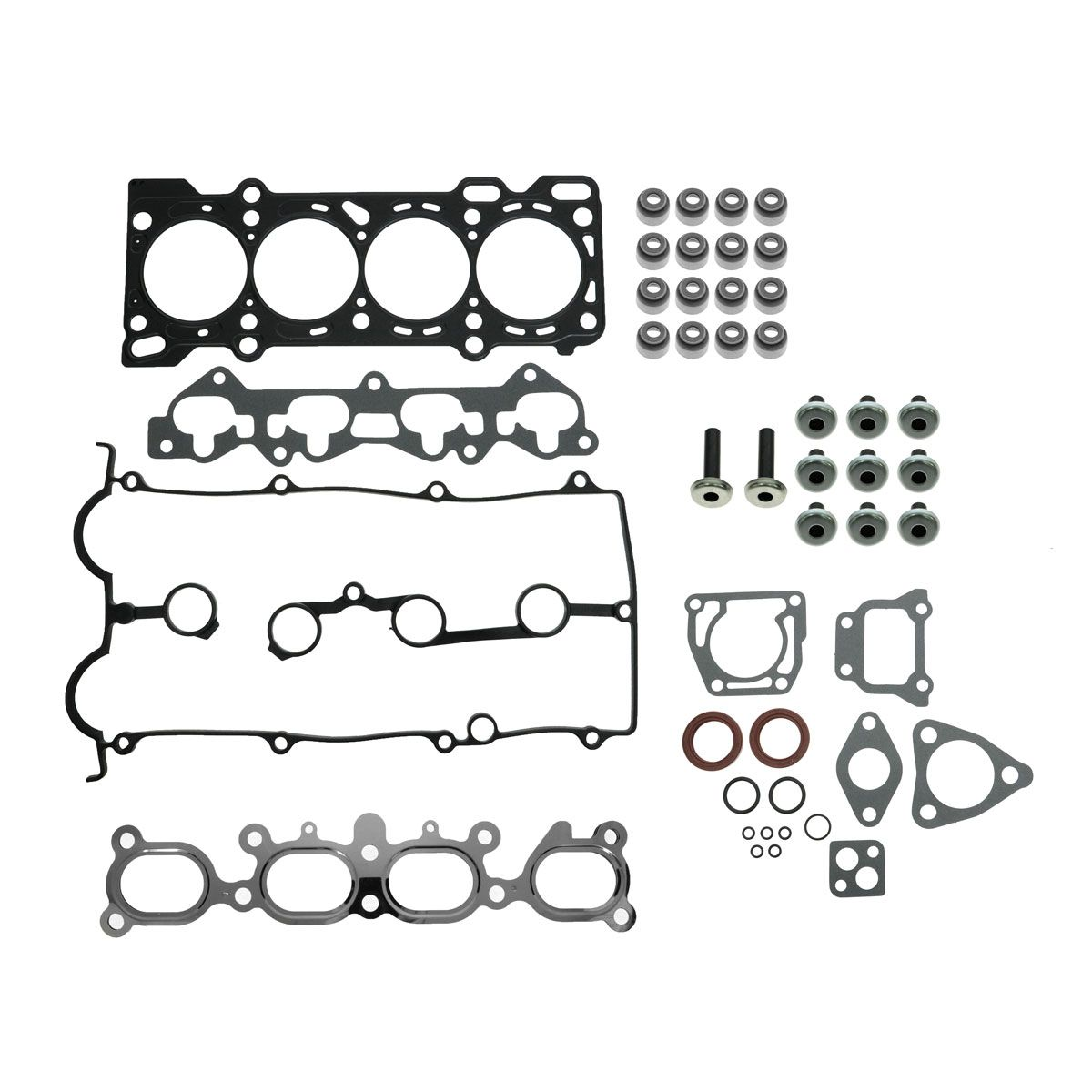 Engine Cylinder Head Gasket Set For Mazda Protege 626 2 0l