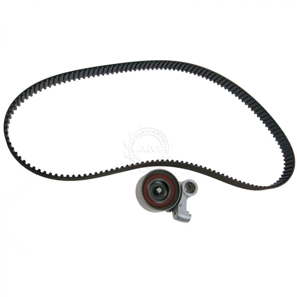 Gates Tck215 Timing Belt W Tensioner Pulley For Lexus
