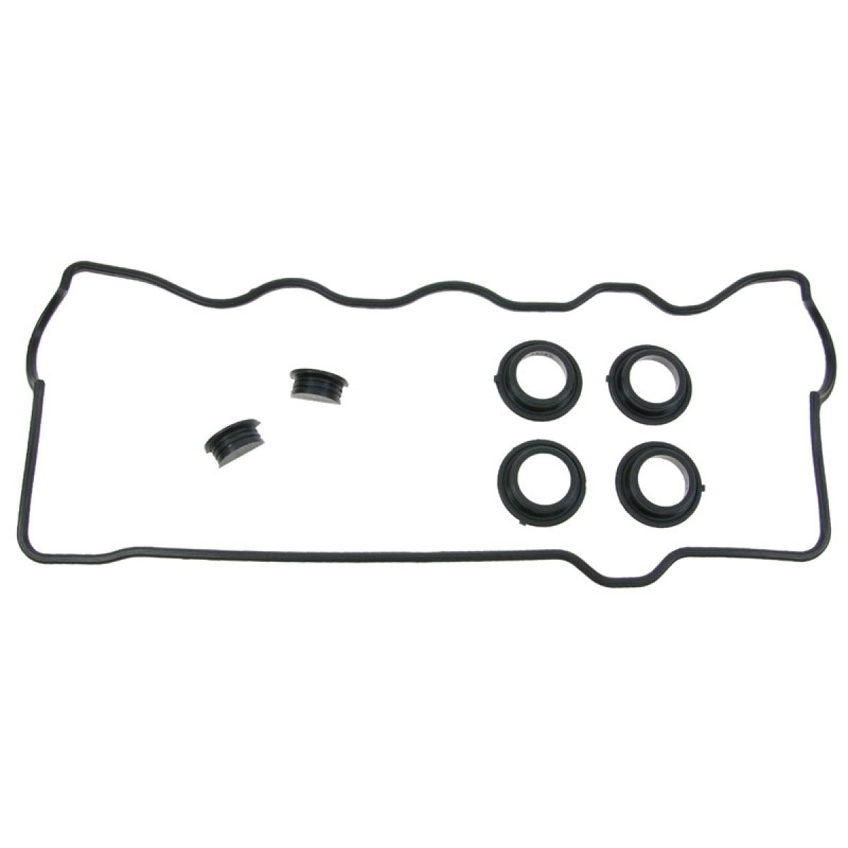 Valve Cover Gasket Set W Seals For Toyota Camry Celica