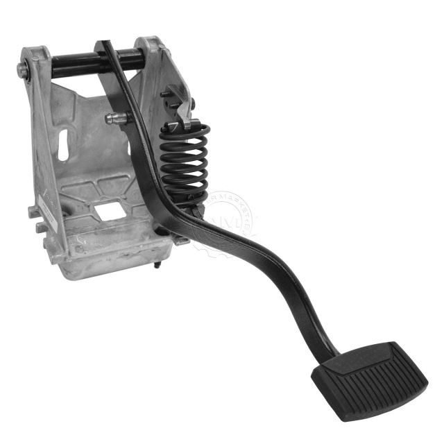 OEM Clutch Pedal Assembly w Bracket for Ford Super Duty F250 F350 F450 F550