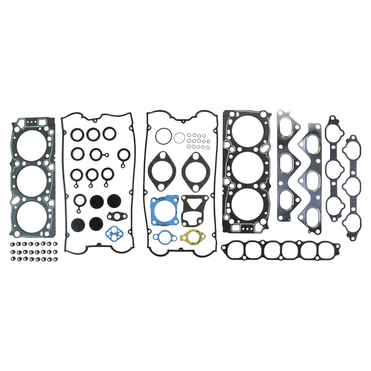 Engine Head Gasket Kit Set For Mitsubishi Gt Diamante Dodge Stealth 3 0l V6