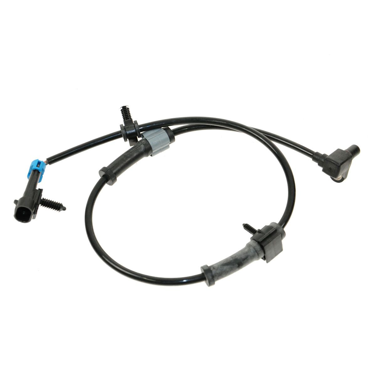 Anti Lock Brake Abs Speed Sensor W Harness Front For